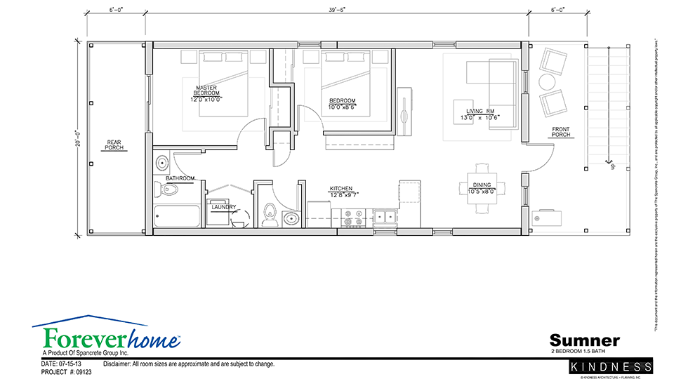 the sumner floor plan | foreverhome
