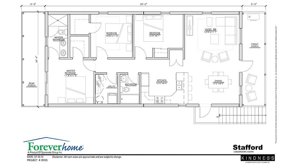 Shumard Floor Plan