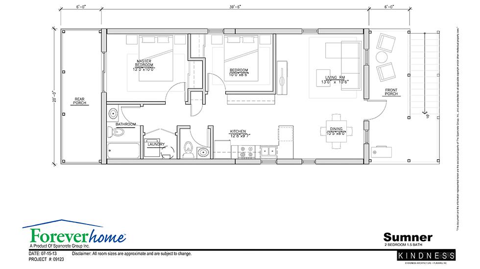 Sumner Floor Plan